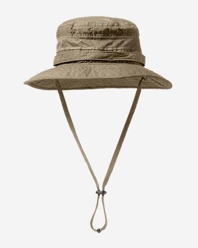 Eddie Bauer Exploration UPF Vented Boonie Hat  - Light Khaki - Size: Large