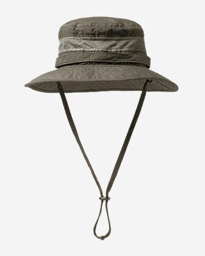 Eddie Bauer Exploration UPF Vented Boonie Hat  - Dk Thyme - Size: Small