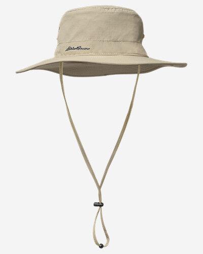 Eddie Bauer TrailCool UPF Cooling Sun Hat  - Light Khaki - Size: Large
