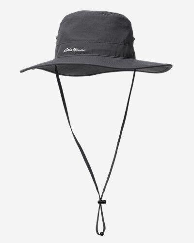 Eddie Bauer TrailCool UPF Cooling Sun Hat  - Dk Smoke - Size: Small