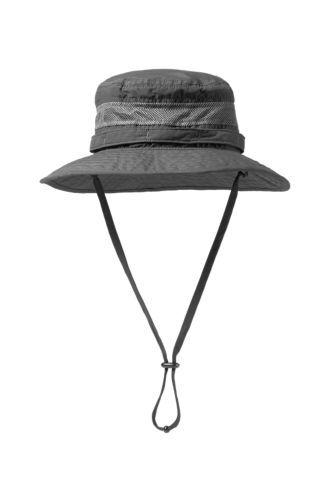 Eddie Bauer Men's Exploration UPF Vented Boonie Hat  - Dk Smoke - Size: Large