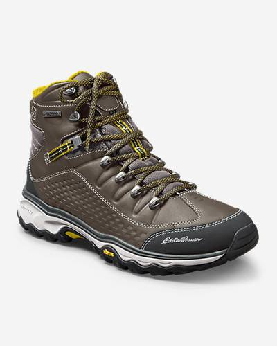 Eddie Bauer Men's Mountain Ops Boot  - Charcoal - Size: 12M