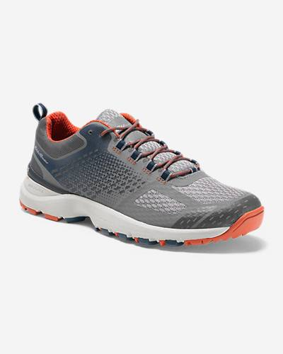 Eddie Bauer Men's Hypertrail Low  - Storm - Size: 10.5M