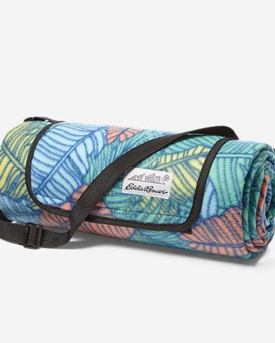 Eddie Bauer Outdoor Camp Blanket  - Lt Jade - Size: One Size