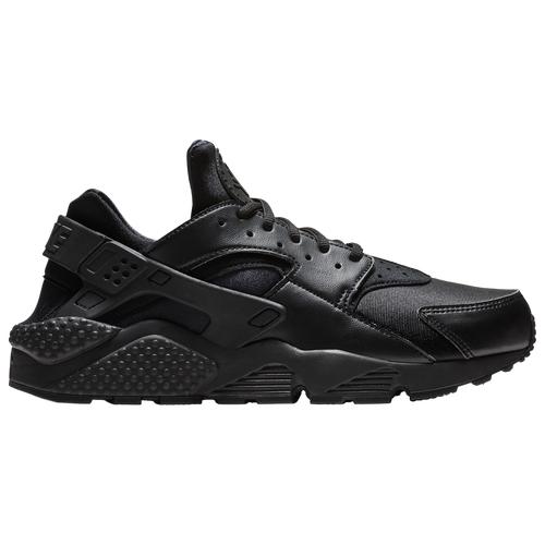 Nike Womens Nike Air Huarache - Womens Running Shoes Black/Black Size 06.5