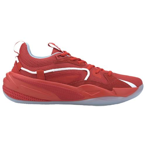 Puma Boys PUMA RS Dreamer - Boys' Grade School Shoes Red/White Size 07.0