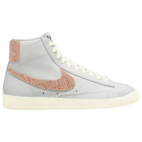 Nike Mens Nike Blazer Mid '77 - Mens Shoes Grey/Bronze/White Size 09.0