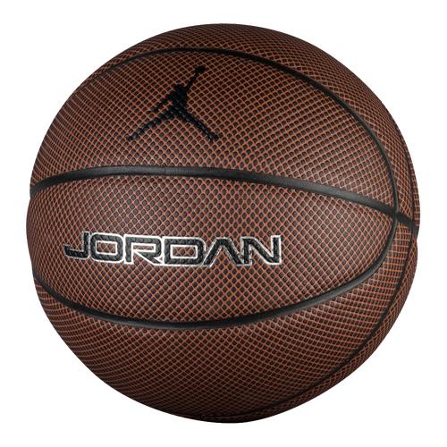 Jordan Jordan Legacy Basketball Amber/Dark Brown