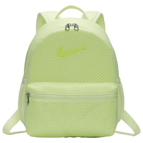 Nike Brasilia JDI Mini Backpack Barely Volt/Volt Size One Size