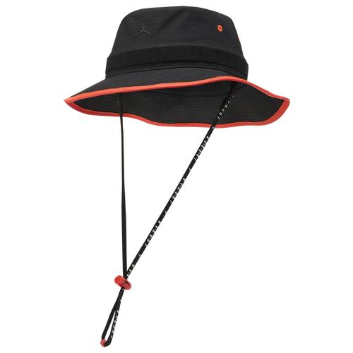 Jordan Jordan Jumpman Bucket Cap Black/Infrared 23 Size L/XL