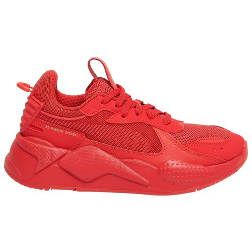 Puma Boys PUMA RS-X - Boys' Grade School Shoes Red/Red Size 07.0