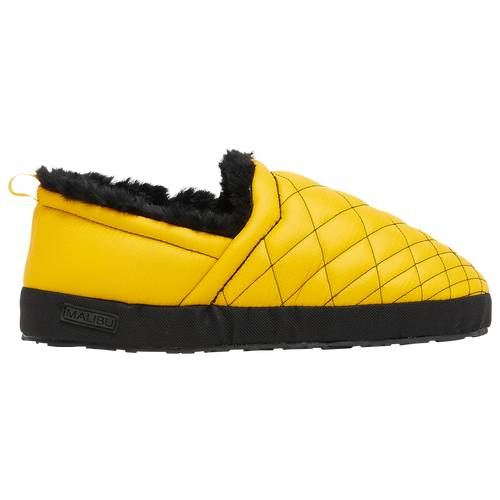 Malibu Mens Malibu Colony Slip-on - Mens Shoes Yellow/Black Size 08.0
