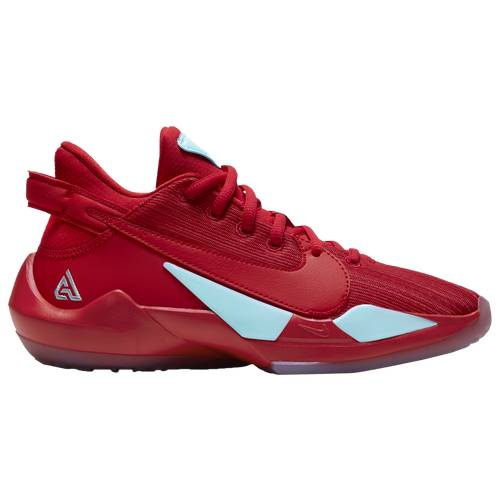 Nike Boys Nike Freak 2 - Boys' Grade School Shoes Univ Red/Univ Red/Glacier Ice Size 05.5