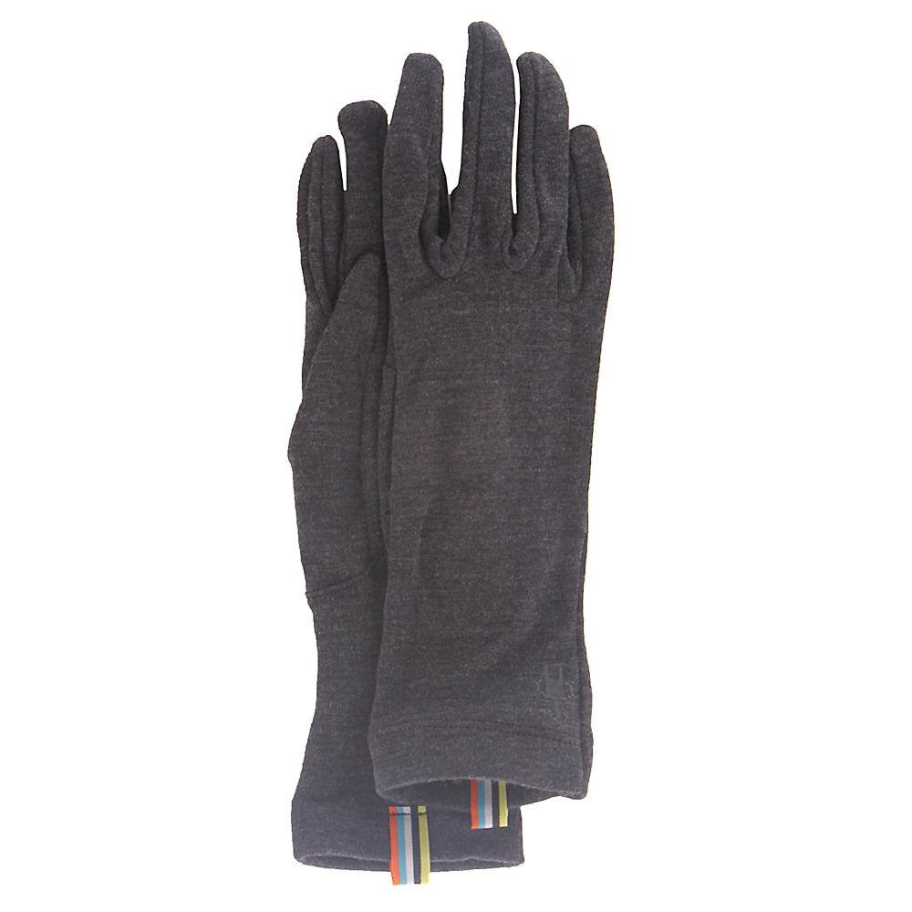 Smartwool Merino 250 Glove - Charcoal/Heather; Size: S
