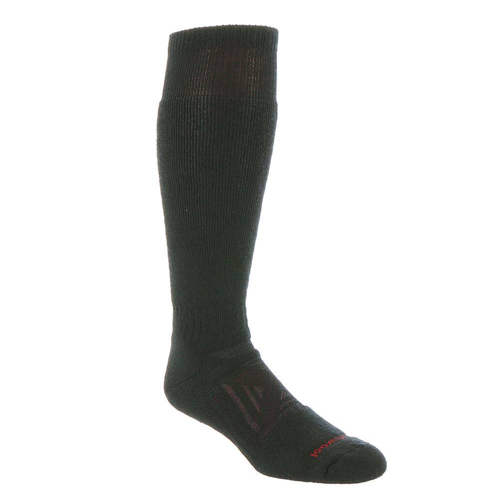Smartwool PHD Outdoor Heavy OTC Socks - Black; Size: M