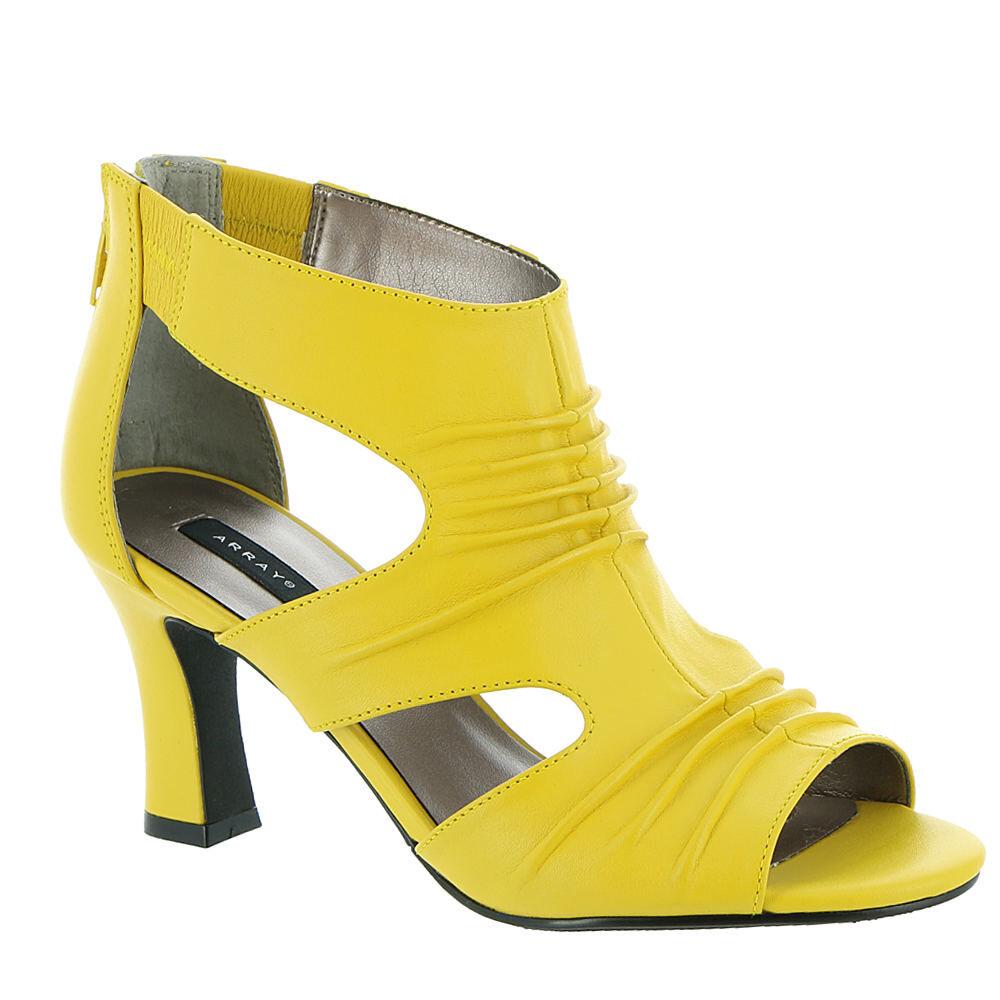 ARRAY SIZZLE (Women's) - Yellow; Size: 6