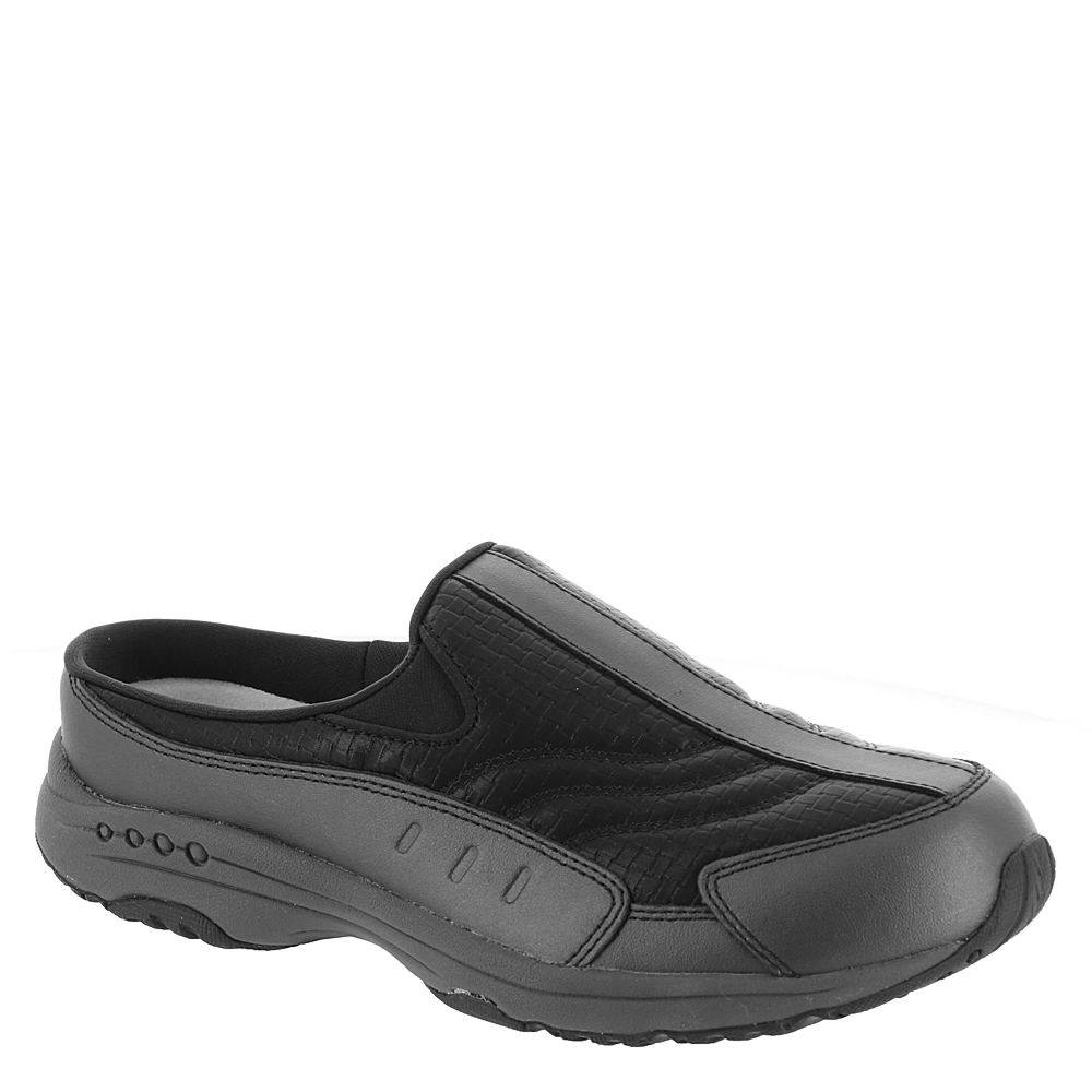Easy Spirit Travel Time (Women's) - Black/Black; Size: 6