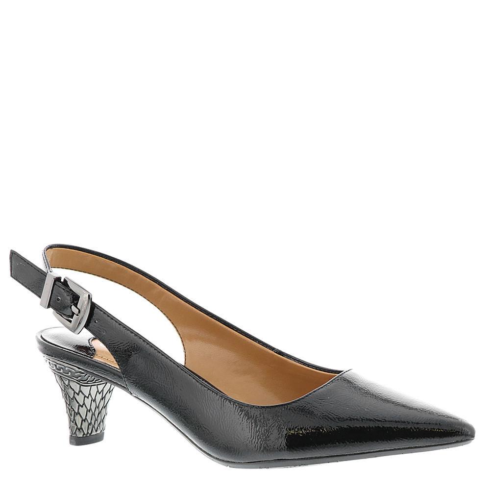 J. Renee Mayetta (Women's) - Black/Patent; Size: 10
