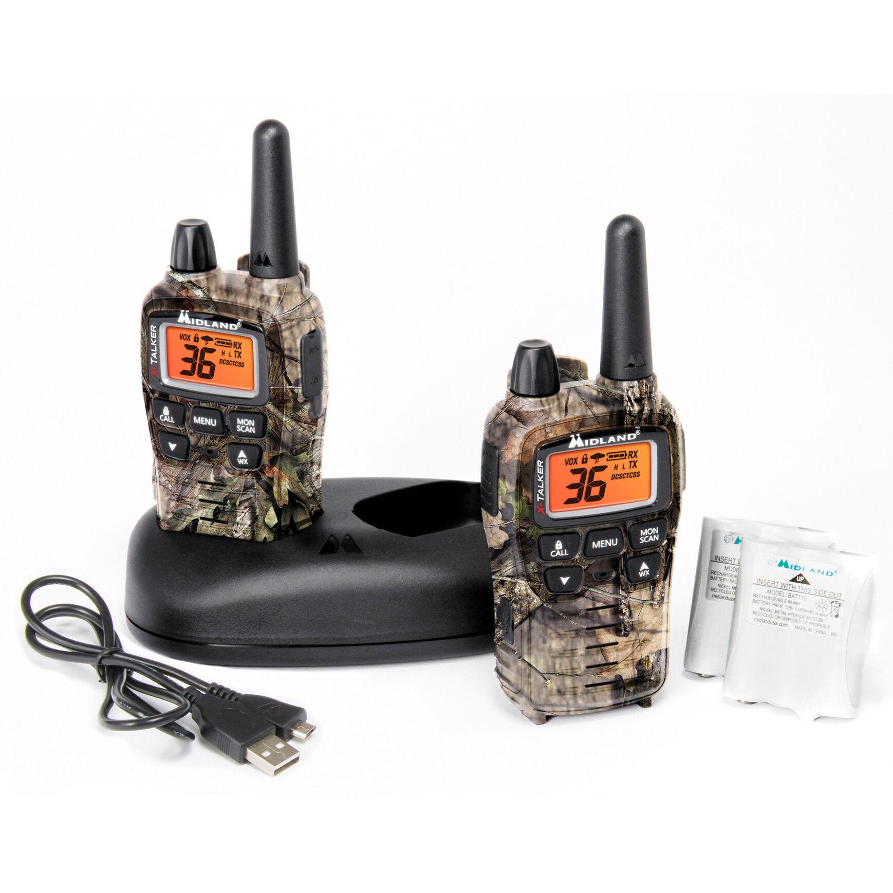 Midland X-Talker XT T75VP3 Two-Way Radios
