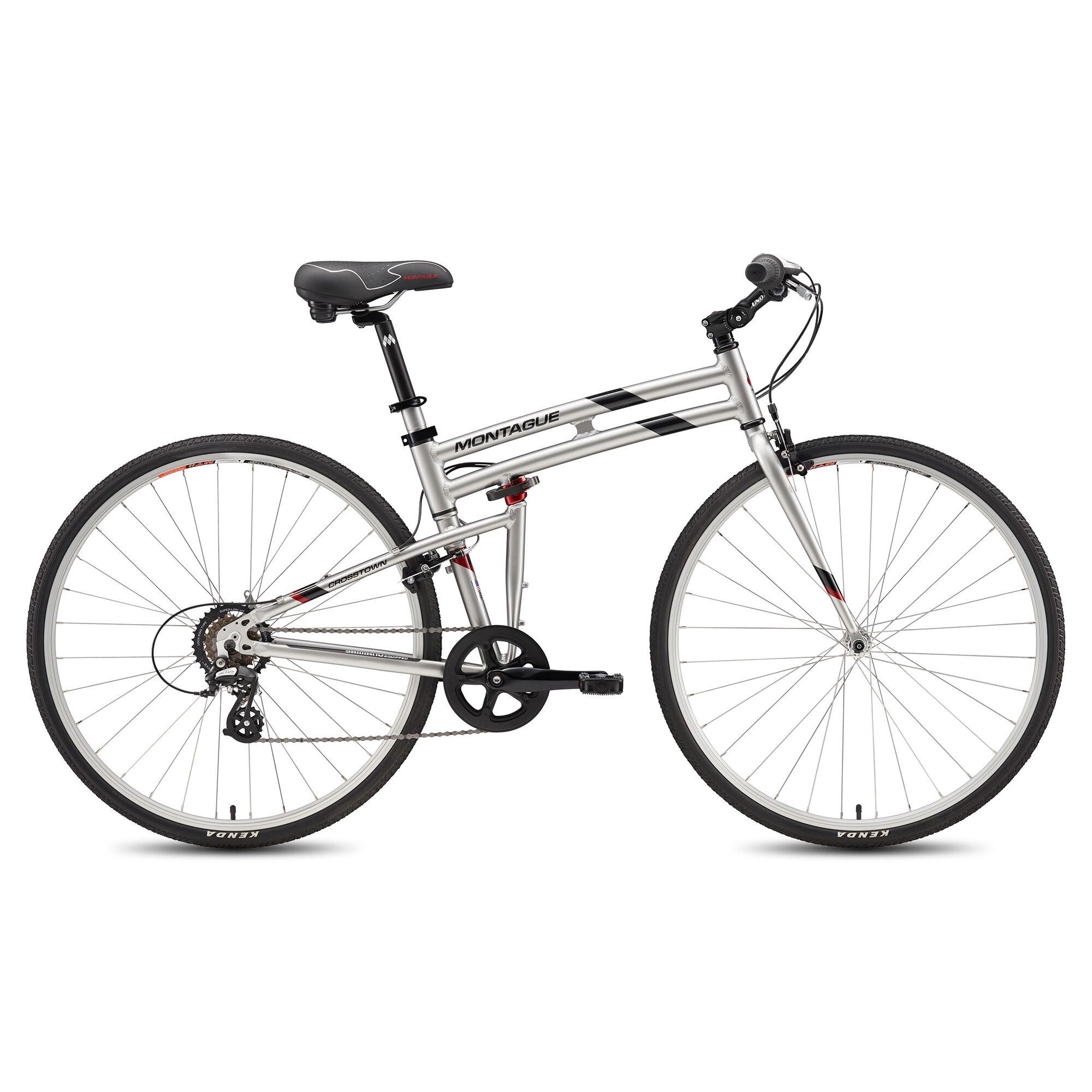 "Montague Crosstown Bike, 17"""