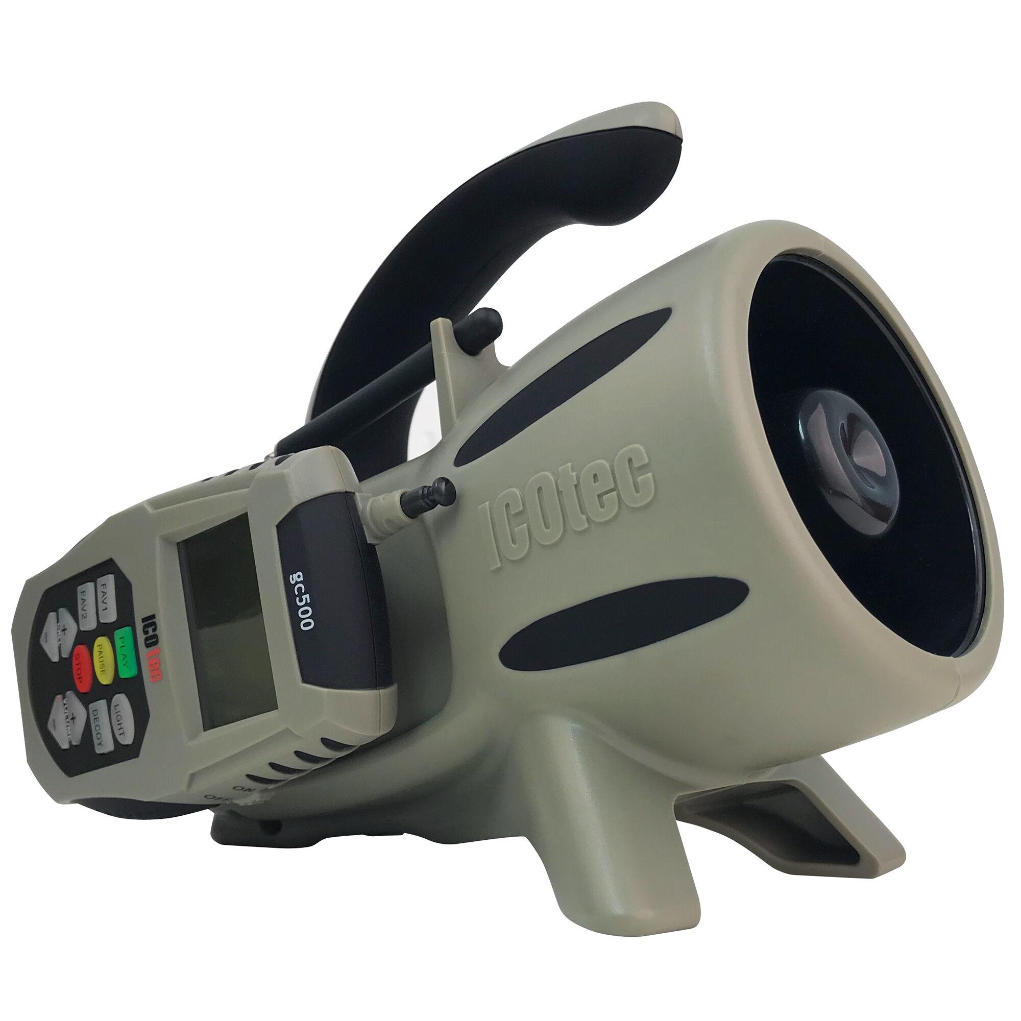 ICOtec Gen2 GC500 Programmable Call