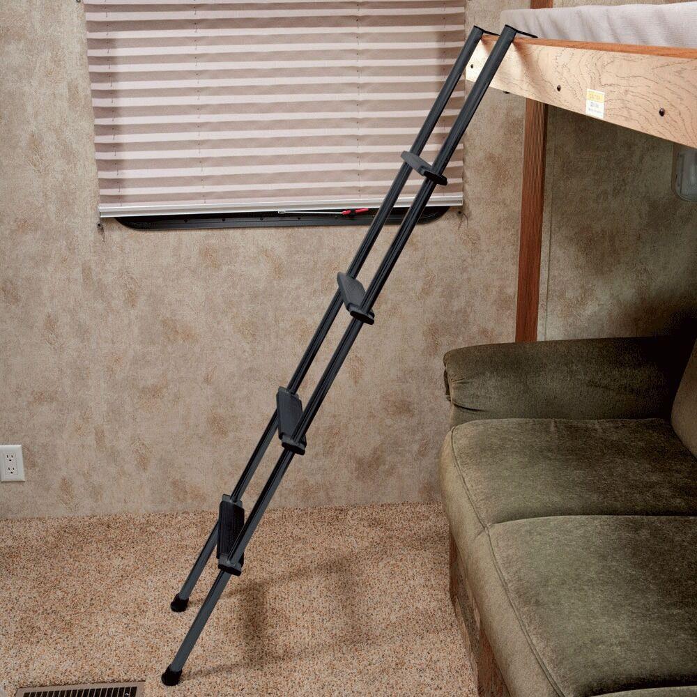 "Stromberg Carlson Black Bunk Ladder - 66"" L"