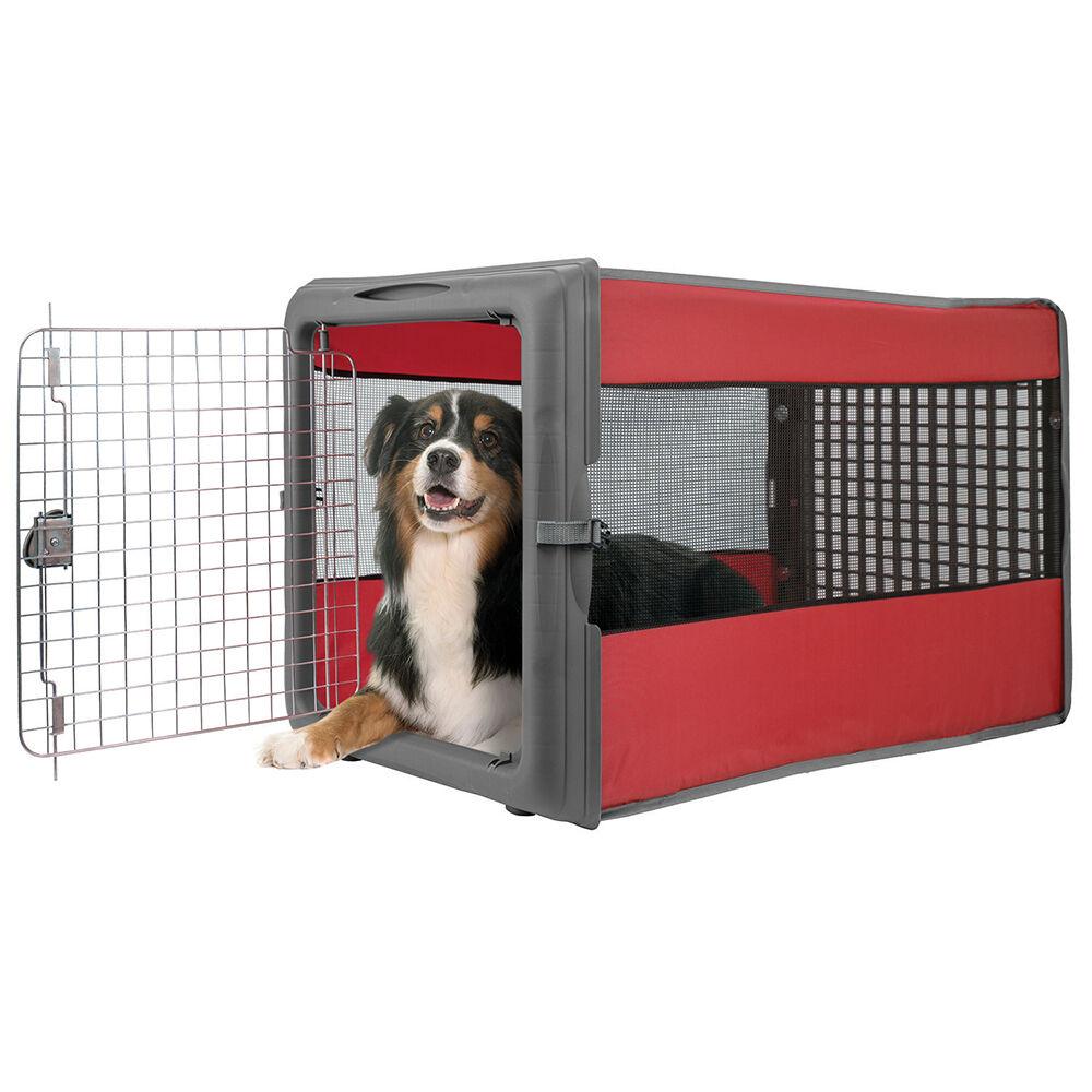Sport Pet Pop Crate Folding Pet Kennel, Large