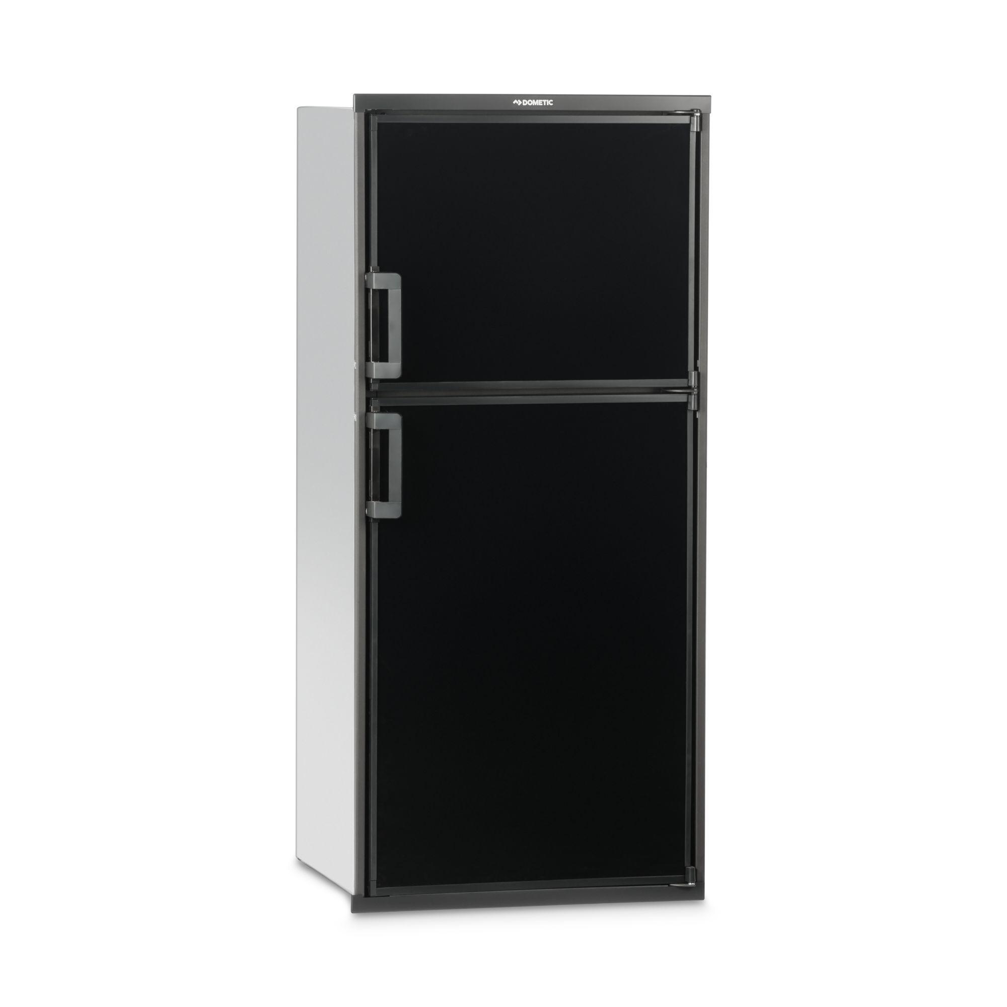 Dometic Americana II / Americana II Plus Refrigerator Door Panels, Black, Fits DM 2872/2882