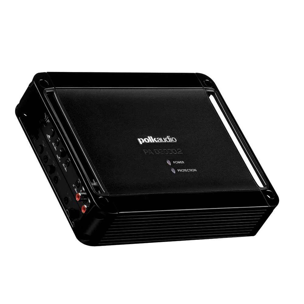 Jensen Polk Audio 500W, Class-D 2-channel Car Amplifier