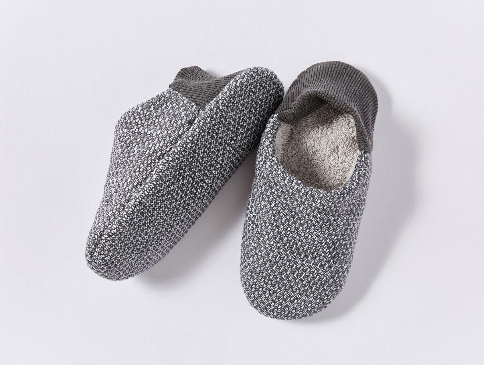Coyuchi   Women's Mediterranean Organic Room Shoes Small Shadow