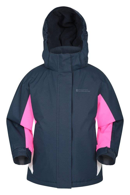 Mountain Warehouse Honey Kids Ski Jacket - Blue  - Size: 11-12