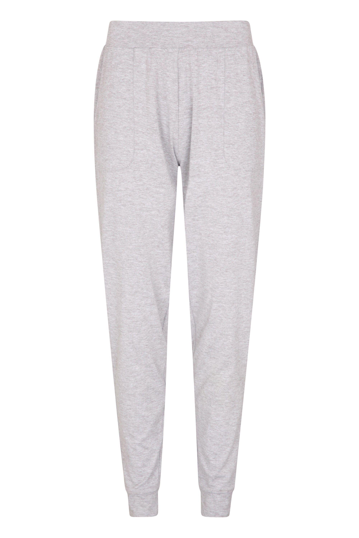 Mountain Warehouse Relax Womens Casual Sweatpants - Grey  - Size: 2