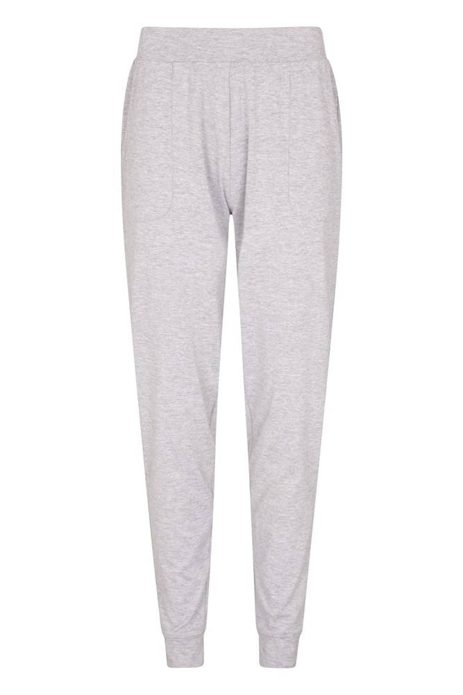 Mountain Warehouse Relax Womens Casual Sweatpants - Grey  - Size: 14