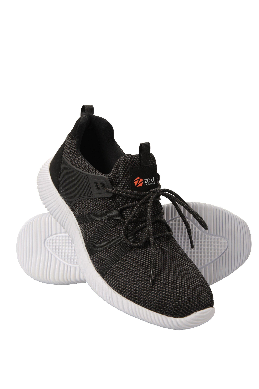 Mountain Warehouse Palos Active Mens Shoes - Black  - Size: 13