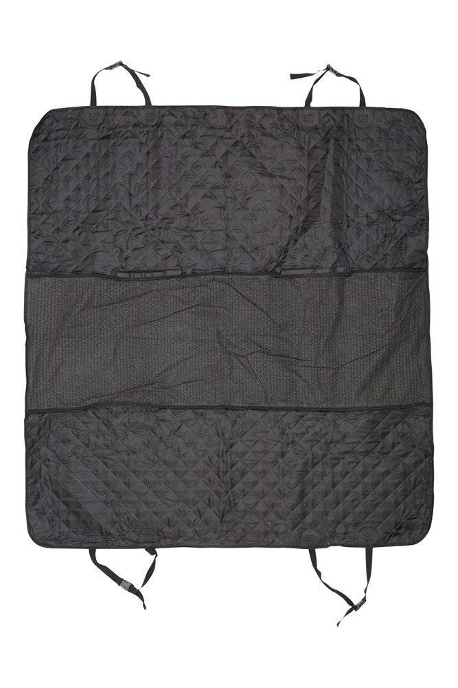 Mountain Warehouse Pet Car Seat Cover - Black  - Size: ONE