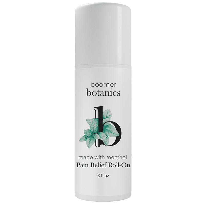 Boomer Naturals Boomer Botanics Pain Relief Roll-On