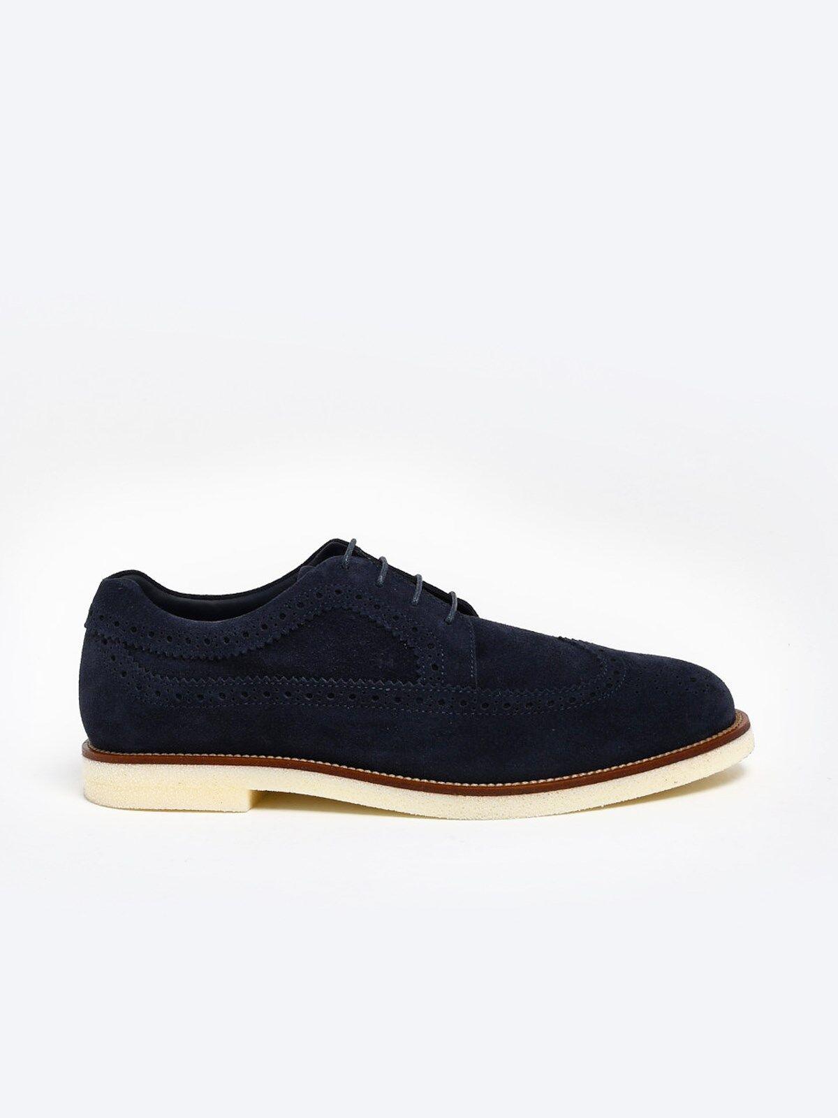 HOGAN Blue Shoes (size: UK 6)