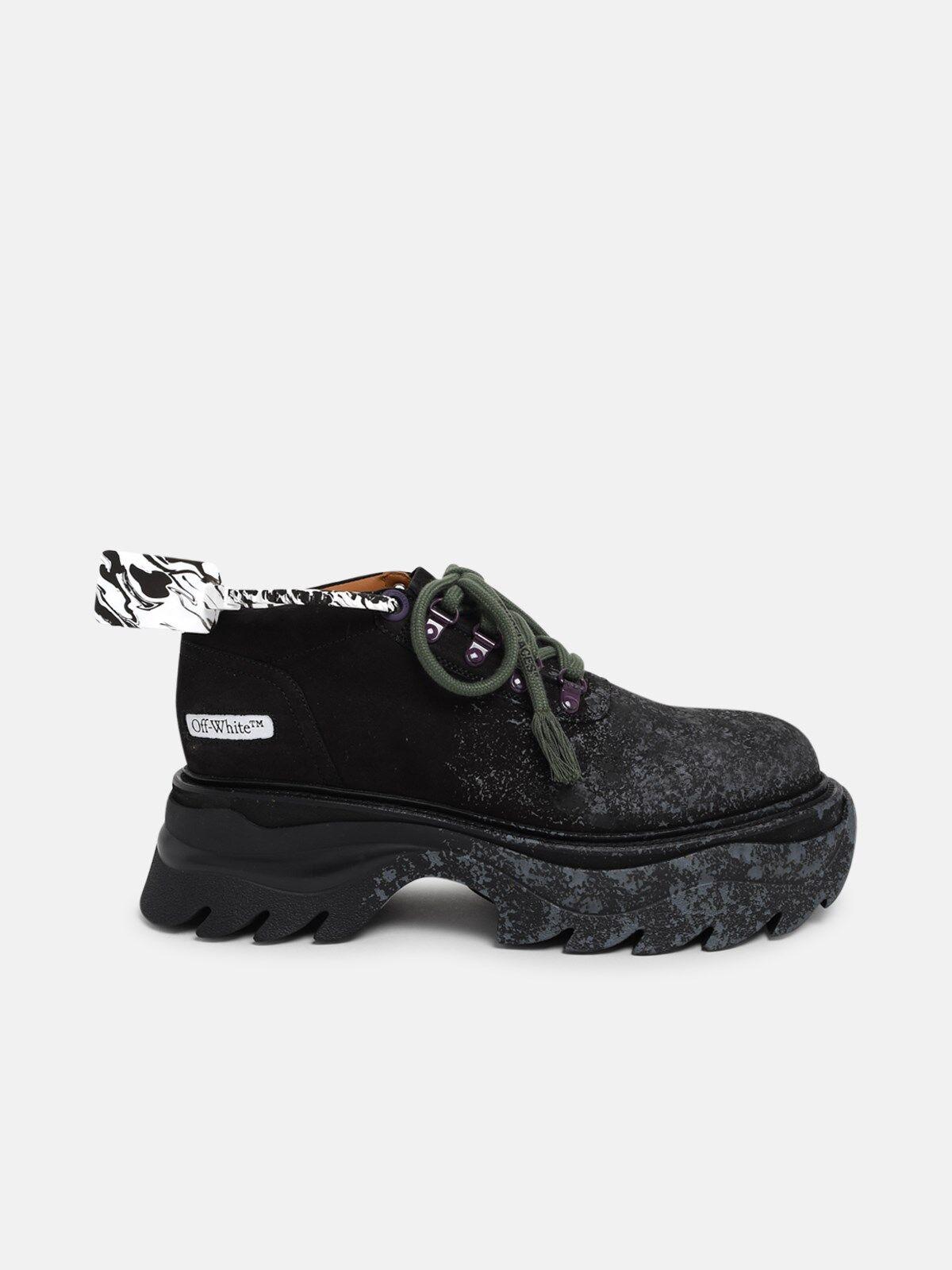 OFF WHITE Black Chunky Shoes (size: EU 43)