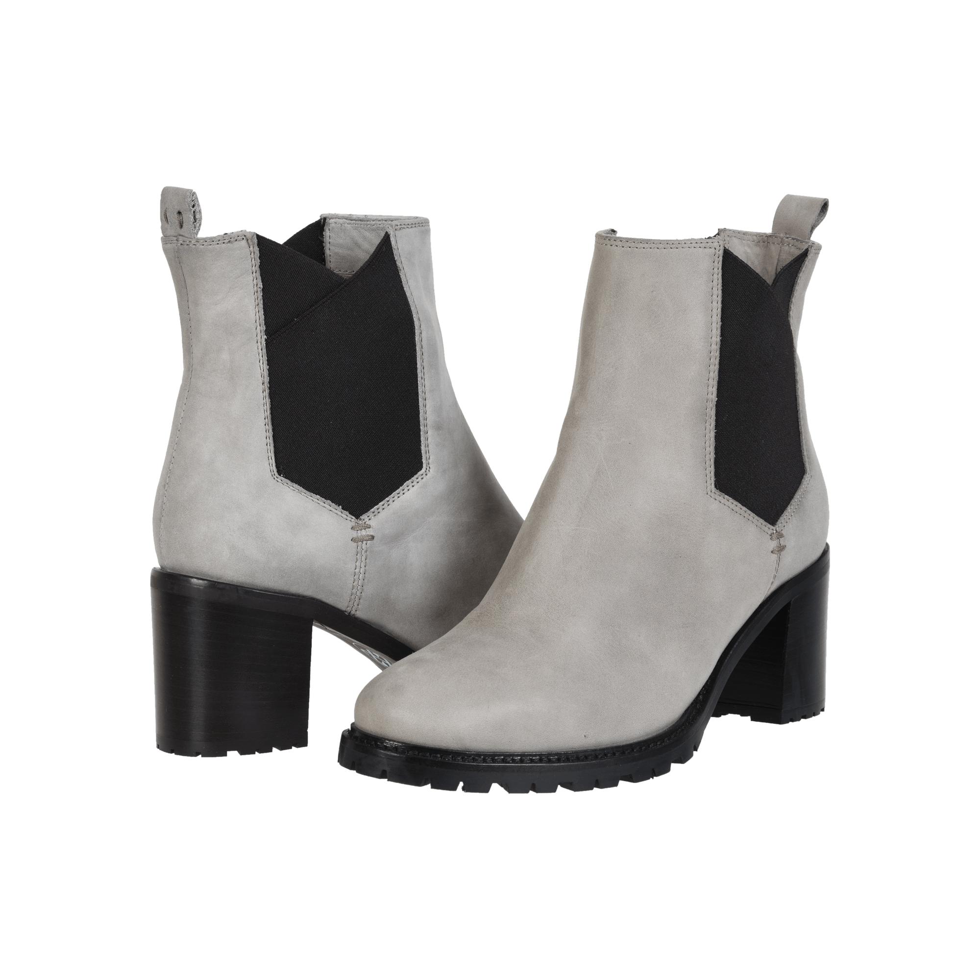 Ross & Snow Susana Women's Morning Dove Chelsea Boot - Discount Italian Shoes