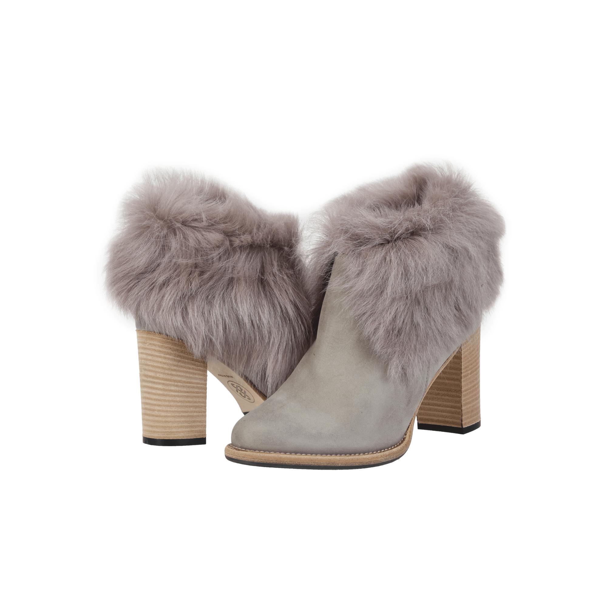 Ross & Snow Angelina Women's Desert Rose Cuff Boot - Discount Italian Shoes