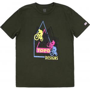 Topo Designs Men's Bikes Tee