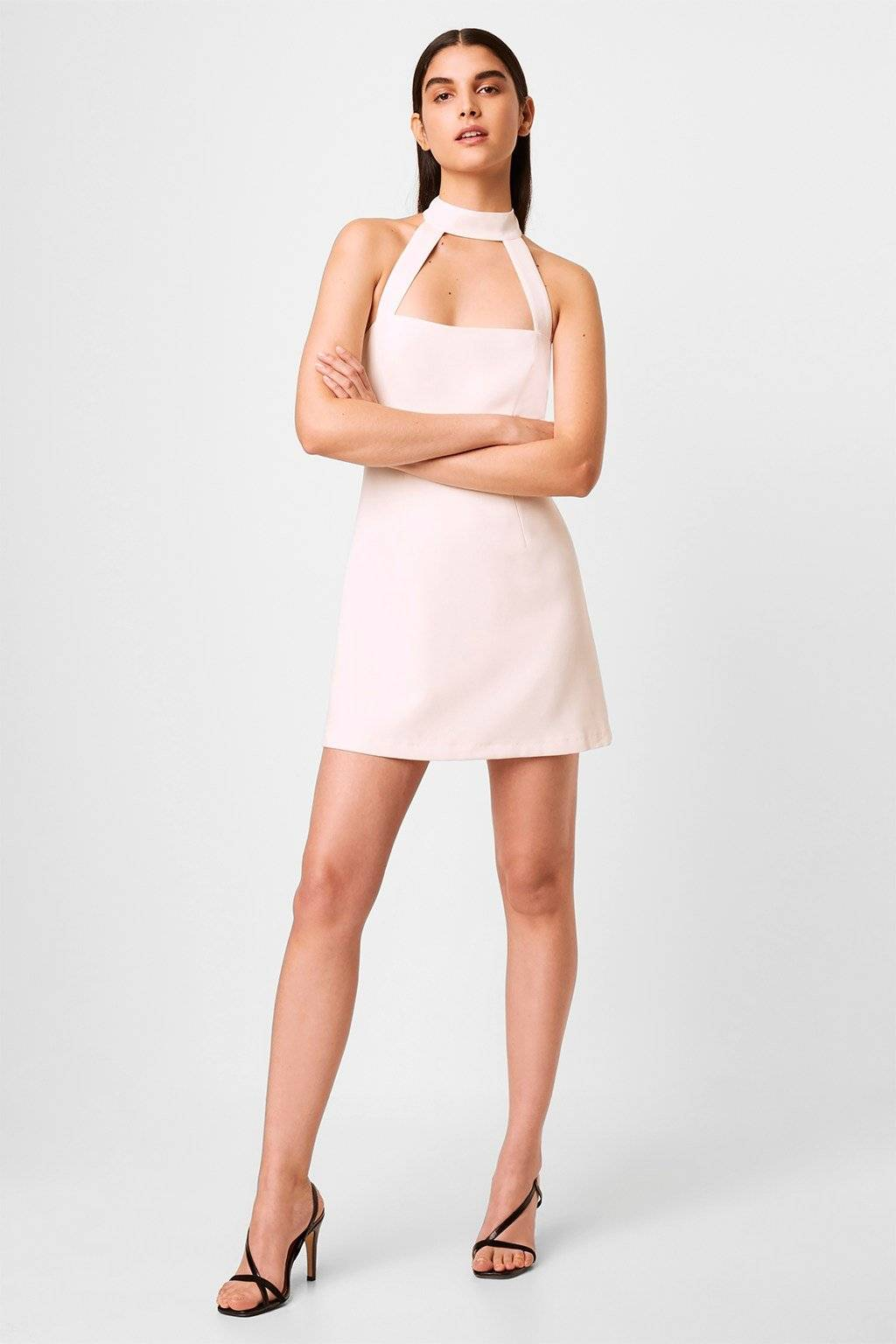 French Connenction Celli Whisper Bodycon Dress
