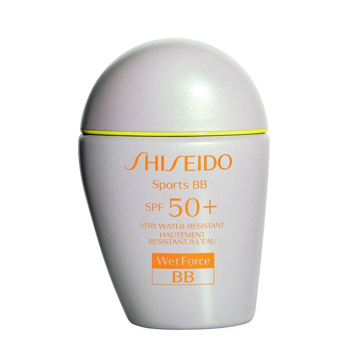 SHISEIDO Suncare Sports BB Cream SPF50 - Colour Dark  - Dark