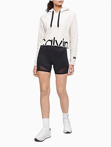 Calvin Klein Performance Logo Bike Shorts