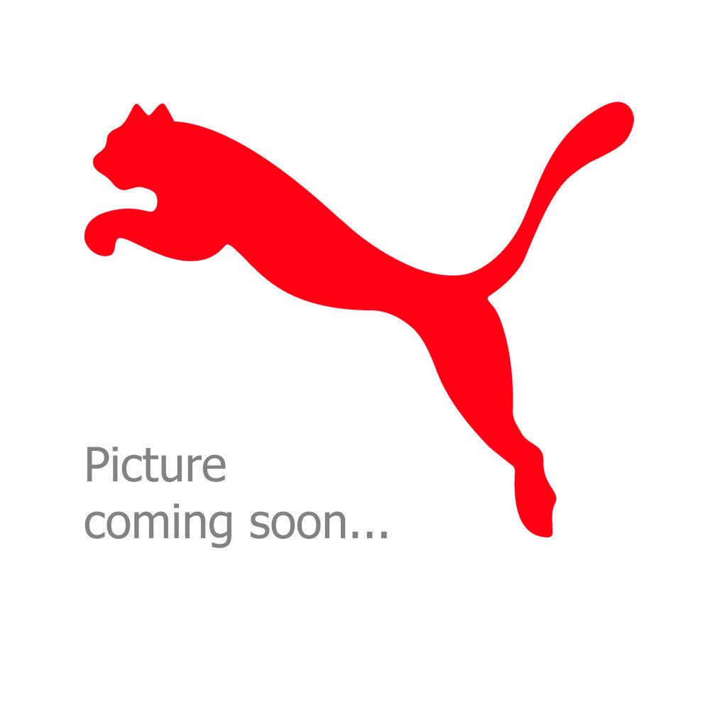 Puma Ghana Men's Home Replica Soccer Jersey in White/Black, Size S