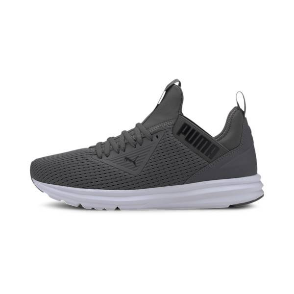 Puma Enzo Beta Mesh Men's Training Shoes in Grey, Size 8.5