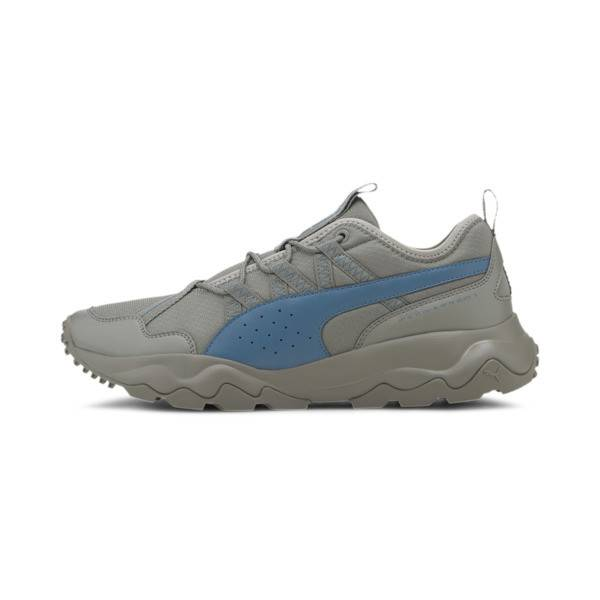 Puma Ember Trail Men's Running Shoes in Ultra Grey/Digi/Blue, Size 9