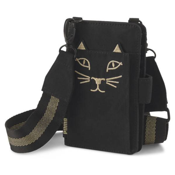 Puma x CHARLOTTE OLYMPIA Phone Pouch in Black