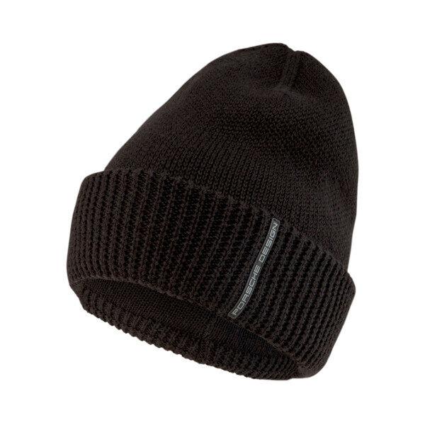 Puma Porsche Design Beanie Hat in Black