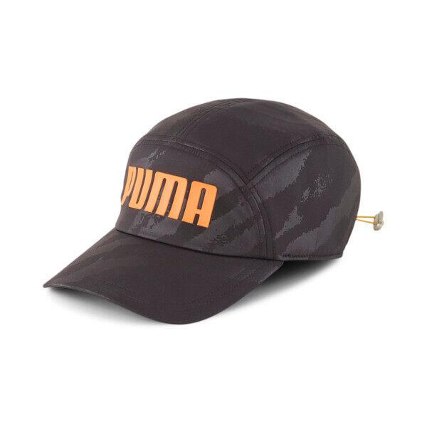 Puma x CENTRAL SAINT MARTINS Rider Cap in Black, Size Adult